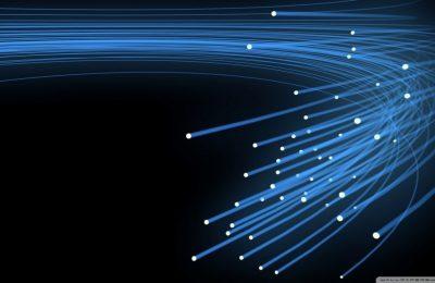 1. Ultra szybki Internet światłowodowy